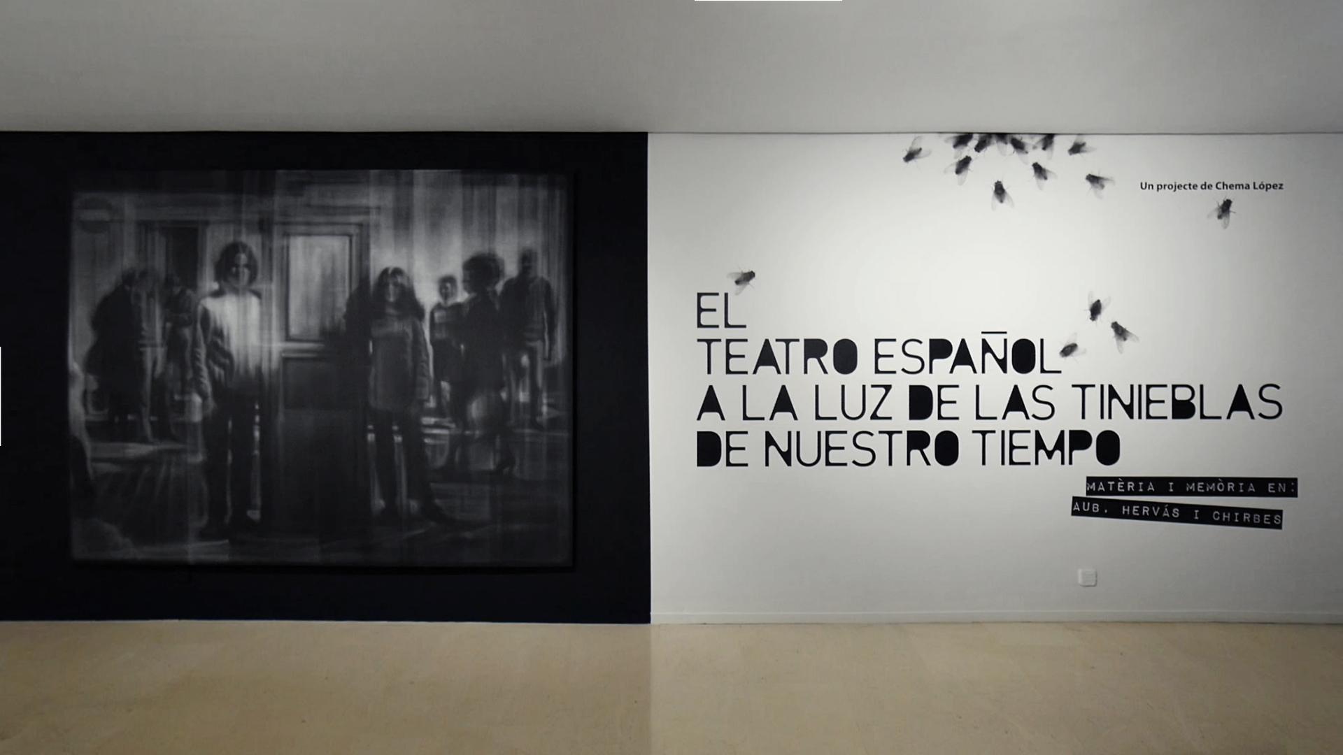 El teatro español a la luz de las tinieblas1